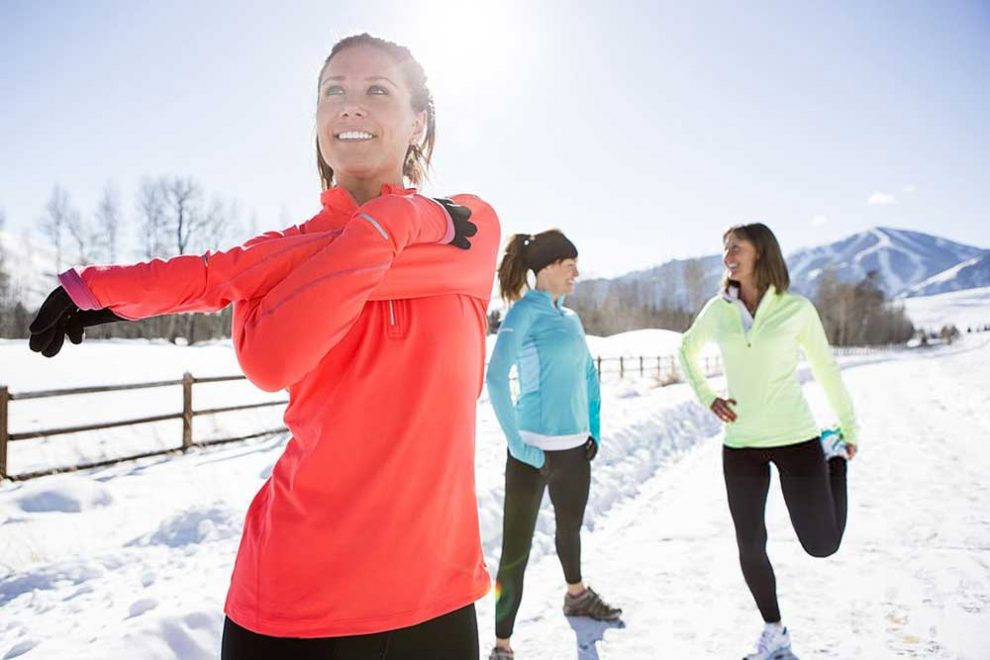 Winter Health and Safety Tips