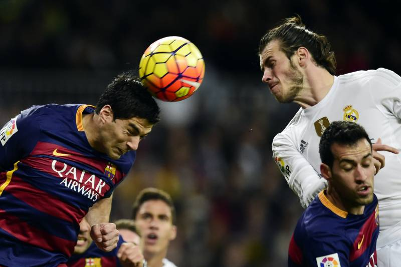 Luis Suarez and Luka Modric feature in top 5 La Liga goals of the weekend