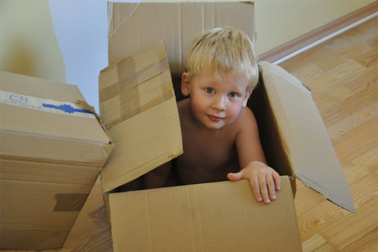 Making A Move Easier For Children