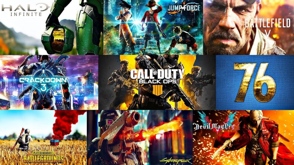 The 20 Most Popular Video Games Right Now (2019)