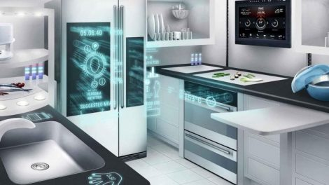 Ideas to design your smart kitchen for maximum productivity