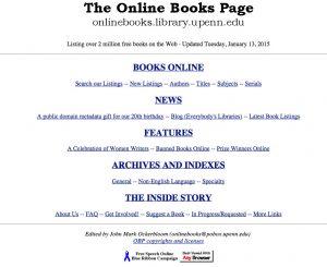 Top General eBooks Websites for eBooks Downloads in 2021