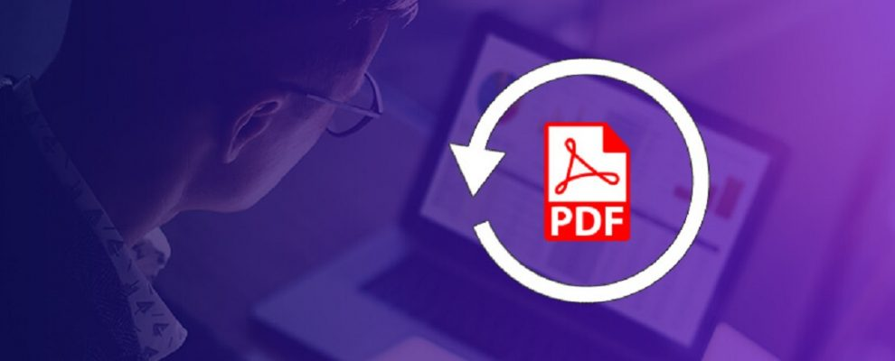How to Recover Deleted PDF Files?